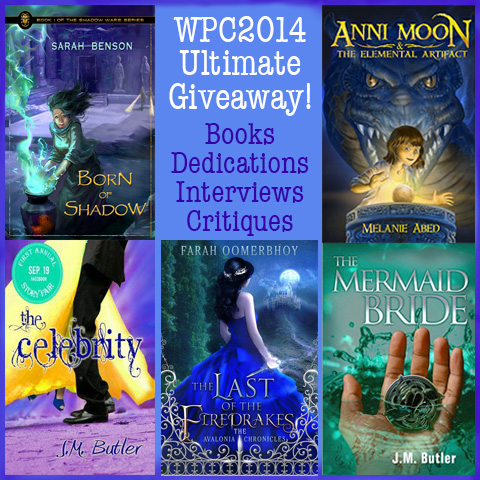 WPC2014 Giveaway